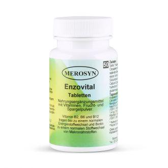Metapharm Merosyn Enzovital (Enzymvital) 50 tabs