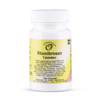 Metapharm Synosan Rhonibrosan 60 tabs
