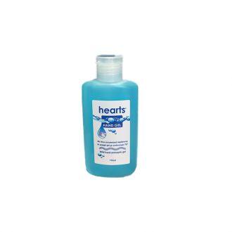 Hearts Antiseptic Hand Gel 110 ml