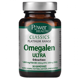Power Health Classics Platinum Omegalen Ultra Odourless 30 caps