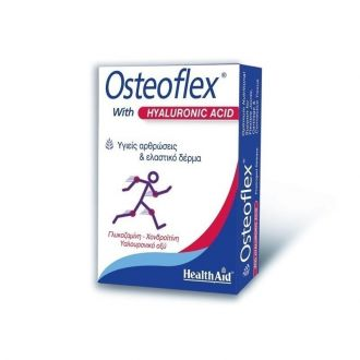 Health Aid Osteoflex with Hyaluronic Acid 60 caps