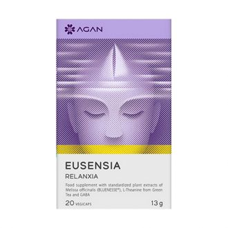 Agan Eusensia Relanxia 20 vegicaps