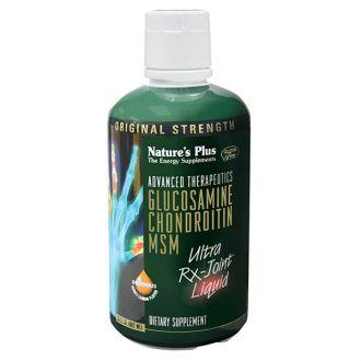 Nature's Plus Glucosamine/Chondroitin/MSM Ultra Rx-Joint Liquid 887 ml