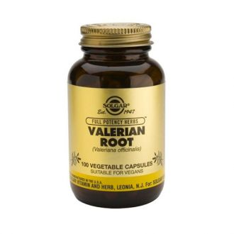 Solgar Valerian Root 300 mg 100 veg.caps