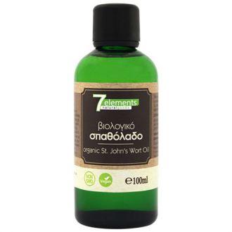 7elements Organic St. Jonh's Wort Oil 100 ml