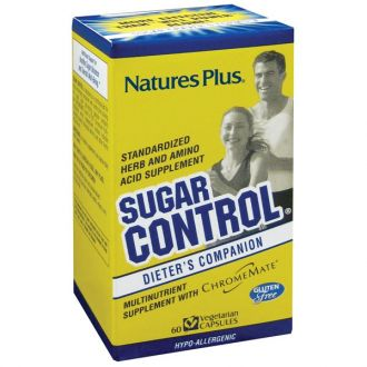Nature's Plus Sugar Control Sugar Craver's Formula 90 veg.caps