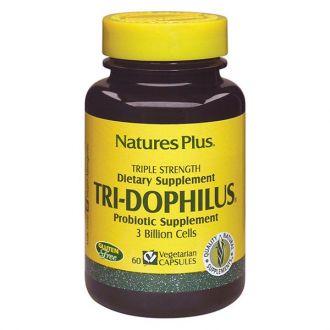 Nature's Plus Tri-Dophilus 60 veg.caps