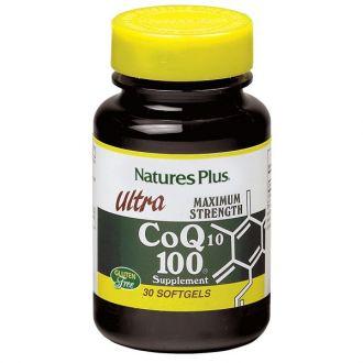 Nature's Plus Ultra CoQ10 100 mg 30 softgels