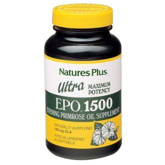 Nature's Plus Ultra EPO 1500 GLA 60 softgels