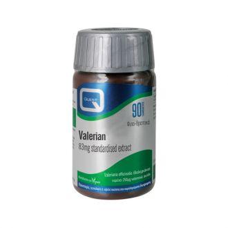 Quest Valerian 83 mg 90 tabs