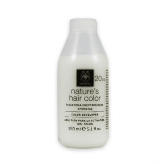Apivita Nature's Hair Color Γαλάκτωμα Ενεργοποίησης Χρώματος 20 vol 150 ml