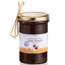 Smile Oak Organic Honey 410 gr