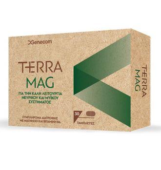 Genecom Terra Mag 30 tabs