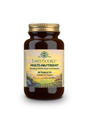 Solgar--Earth--Source--Multi--Nutrient--60--tabs