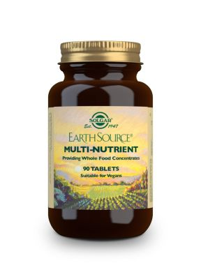 Solgar--Earth--Source--Multi--Nutrient--90--tabs