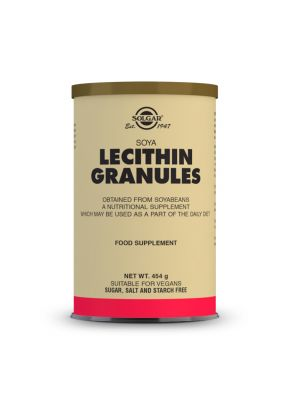 Solgar--Soya--Lecithin--granules--454--gr