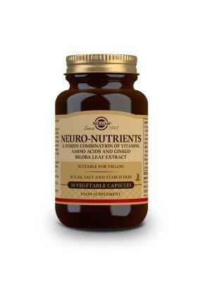 Solgar--Neuro--Nutrients--30--tabs