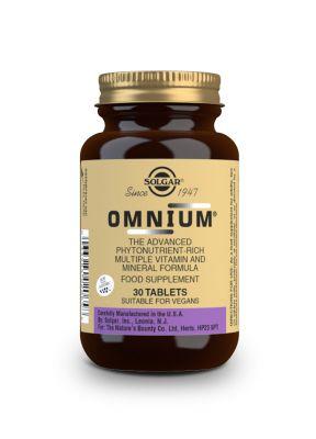 Solgar--Omnium--Multiple--30--tabs