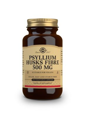 Solgar--Psyllium--Husk--Fibre--500--mg--200--vegcaps