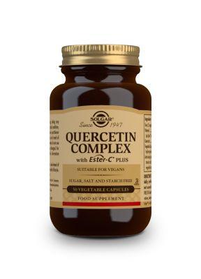Solgar--Quercetin--Complex--50--vegcaps