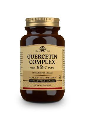 Solgar--Quercetin--Complex--100--vegcaps