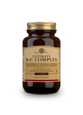 Solgar--Ultimate--B----C--Complex--30--tabs