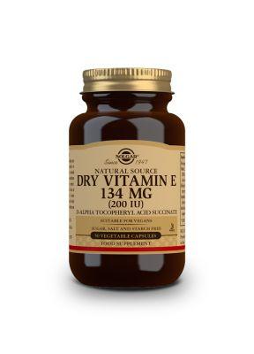 Solgar--Vitamin--E--dry--200--IU--50--vegcaps