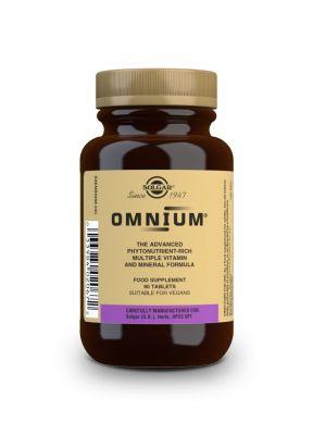 Solgar--Omnium--Multiple--90--tabs