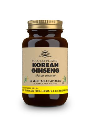 Solgar Korean Ginseng 50 veg.caps