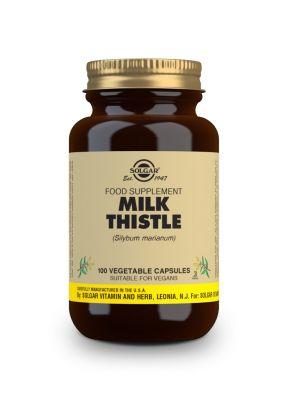 Solgar Milk Thistle 100 veg.caps