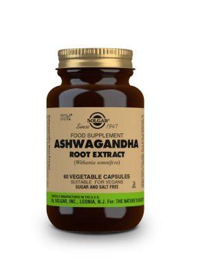 Solgar Ashwagandha Root Extract 60 veg.caps