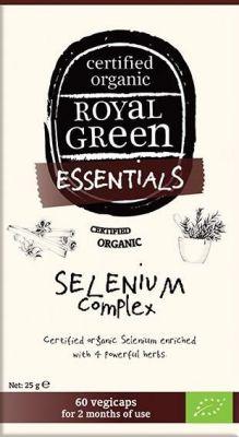 Royal Green Organic Selenium complex 60 caps