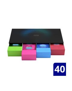 Durex Surprise Me Premium Variety Pack 40 condoms