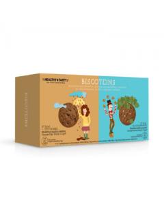 Power Health Biscoteins Chocolate Chips Hazelnut 81.5 gr