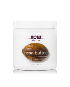 Now Solutions Cocoa Butter (100% Pure) 207 ml
