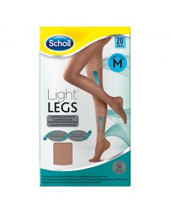Dr Scholl Light Legs Tights 20 den Beige Medium