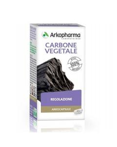 Arkopharma Vegetable Charcoal 45 caps