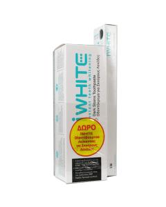 iWhite Dark Stains Toothpaste 75 ml & Δώρο Dark Stains Toothbrush