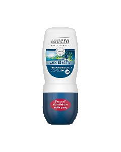 Lavera Men Sensitiv Roll-On Deodorant 48H 50 ml