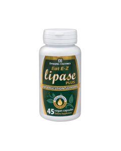 Dynamic Enzymes Lipase Plus 45 caps
