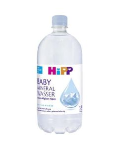Hipp Baby Mineral Water 1 lt