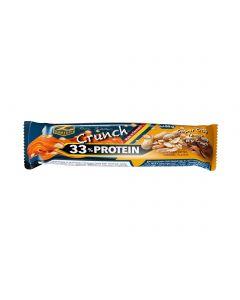 Z-Konzept Crunch 33% Protein Bar Peanut Caramel 50 gr