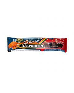Z-Konzept Crunch 33% Protein Bar Choco Caramel 50 gr