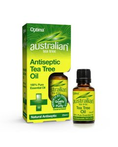 Optima Australian Tea Tree Antiseptic Pure Essential Oil 25 ml