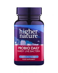 Higher Nature Pro-Daily Hardy Live Bacteria 30 tabs