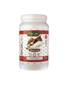 Prevent Basic Slim Σοκολάτα L-Box 581 gr