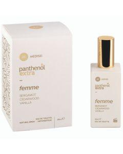 Panthenol Extra Femme Bergamot Cedarwood Vanilla Eau de Toilette 50 ml