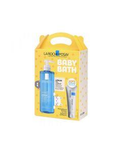 La Roche Posay Baby Bath Lipikar Gel Lavant 400 ml & Gift Cicaplast Baume B5 15 ml