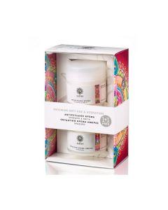 Garden of Panthenols Antiwrinkle Cream Face Eyes 50 ml & Hydrating Day Face Cream SPF15 50 ml