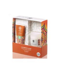 Garden CC Color Face Cream Matte Effect SPF30 50 ml & Antiwrinkle Cream Face Eyes 50 ml